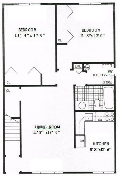 FG floor plan