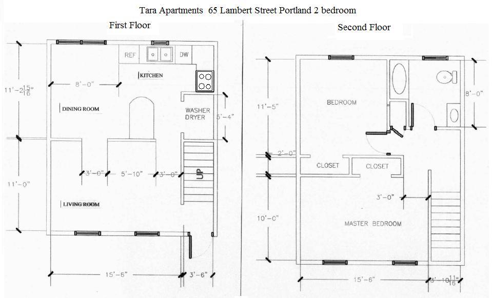 Tara Floor Plan